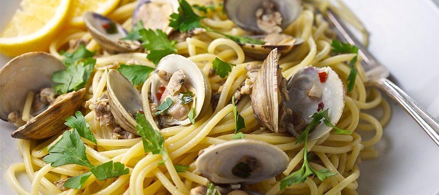 Spaghetti alle Arselle (Vongole)